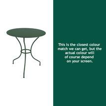Opera 67cm Table - Cedar Green