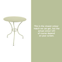 Opera 67cm Table - Willow Green