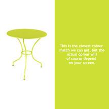 Opera 67cm Table - Verbena Green