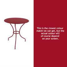 Opera 67cm Table - Chilli