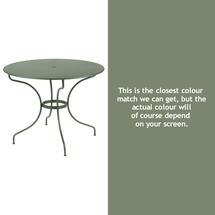 Opera 96cm Table - Cactus