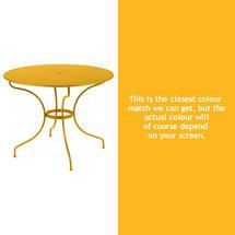 Opera 96cm Table - Honey