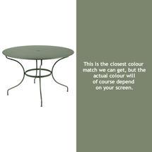 Opera 117cm Table - Cactus