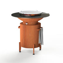 Forno Plancha Barbecue Cylinder Base