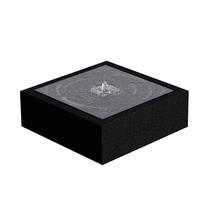 Square Water Table Black - Medium