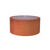 Round Water Pool 100 x 40cm Corten Steel