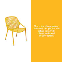 Croisette Armchair - Honey