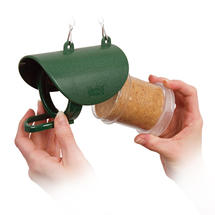 Hanging Flutter Butter Feeder
