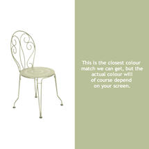 Montmartre Chair - Willow Green