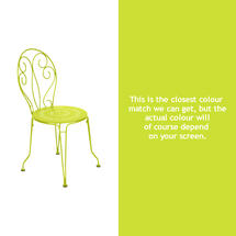 Montmartre Chair - Verbena Green