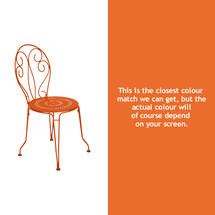 Montmartre Chair - Carrot