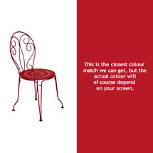 Montmartre Chair - Poppy