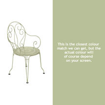Montmartre Armchair - Willow Green