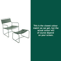 Surprising Lounger - Cedar Green