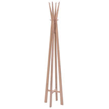 Totem Hat & Coat Stand - Natural