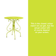 1900 Table 67cm - Verbena Green