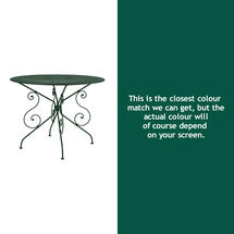 1900 Table 96cm - Cedar Green