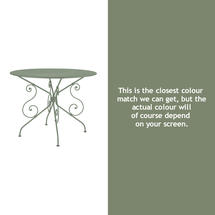 1900 Table 96cm - Cactus