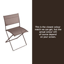 Plein Air Folding Chair - Russet