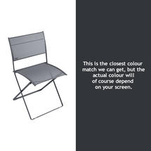 Plein Air Folding Chair - Anthracite