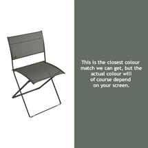 Plein Air Folding Chair - Rosemary