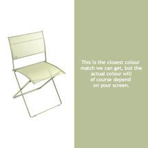 Plein Air Folding Chair - Willow Green