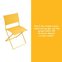 Plein Air Folding Chair - Honey