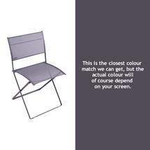 Plein Air Folding Chair - Plum