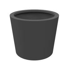 Medium Aluminum Cone Planter 80x80