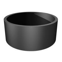 Cylinder Fibreglass Planter - Large