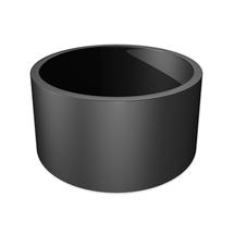 Cylinder Fibreglass Planter - Small