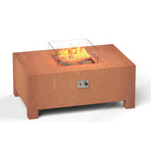 Gas Fired Firepit Corten - X Large