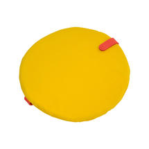 Round Chair Seat Cushion - Toucan Yellow