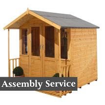 Maplehurst Summerhouse with Assembly Service