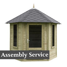 Henley Summerhouse with Assembly Service