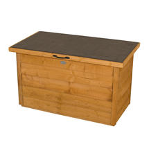 Overlap Garden Storage Box - Treated