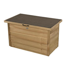 Overlap Garden Storage Box - Pressure Treated