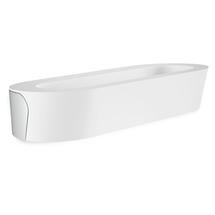 L710 LED Wall PIR Sensor Light - Silver