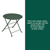 Tom Pouce Small Side Table - Cedar Green