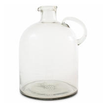 Demijohn Styled Single Handled Jar