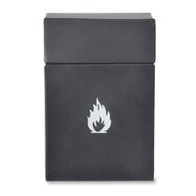 Firelighter Storage Box - Carbon