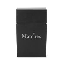 Match Box Holder - Carbon