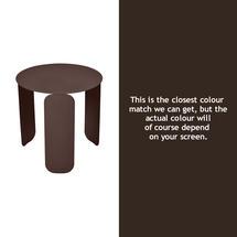Bebop 45cm Low Table - Russet