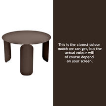 Bebop 60cm Low Table - Russet
