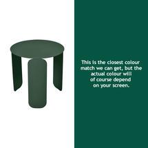 Bebop 45cm Low Table - Cedar Green