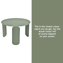Bebop 60cm Low Table - Cactus