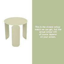 Bebop 45cm Low Table - Willow Green