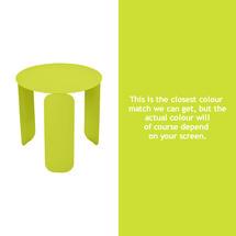 Bebop 45cm Low Table - Verbena Green
