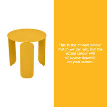Bebop 45cm Low Table - Honey