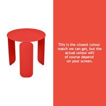 Bebop 45cm Low Table - Capucine